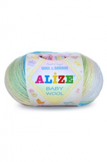 Baby wool batik (Баби Вол Батик)