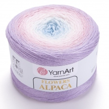 YarnArt Flowers Alpaca(Флаверс Альпака)