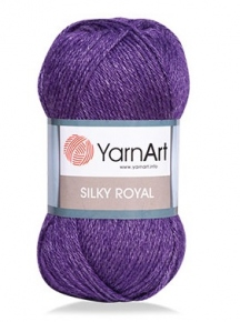 YarnArt Silk Royal (Скил Роял)